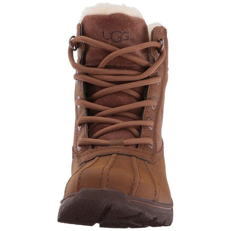 5ca8a6cd666 UGG Kids' K Leggero Lace-up Boot - 11 m us little kid