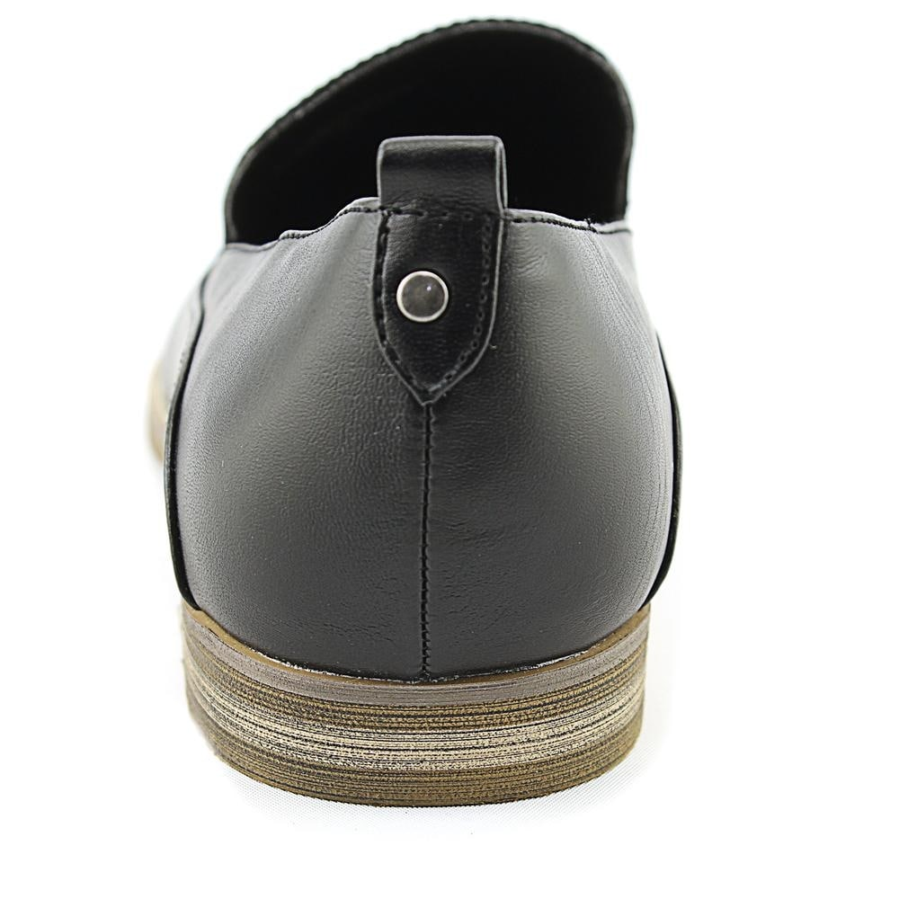 462ae28af36 Shop Indigo Rd. Hestley Women Square Toe Synthetic Black Loafer - Free  Shipping Today - Overstock - 19976858