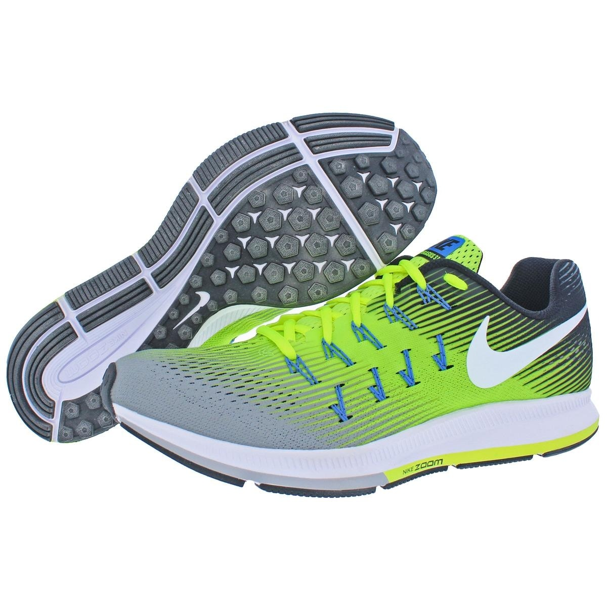 quality design 5154c a2410 Shop Nike Womens Air Zoom Pegasus 33 Running Shoes Run Fast Casual - Free  Shipping Today - Overstock - 21803294