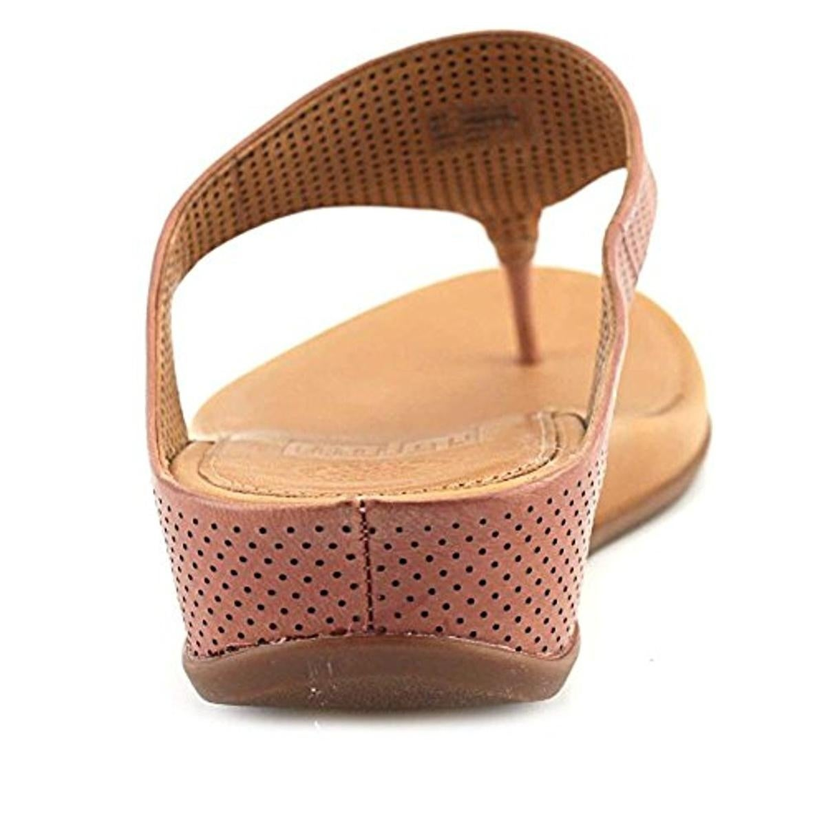 c68dc8d2ef37 Shop Fitflop Womens Banda Thong Sandals Open Toe Cushioned - Free Shipping  Today - Overstock - 21457463