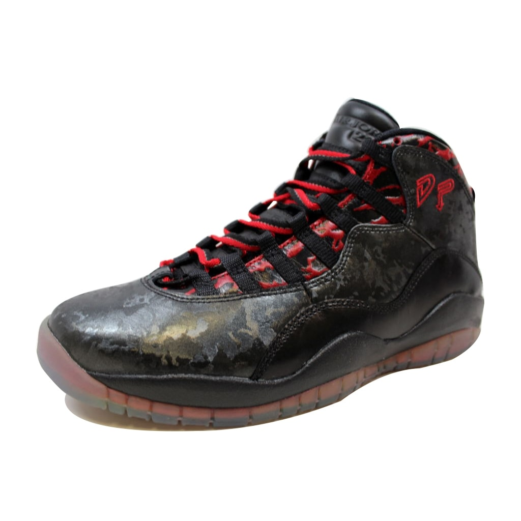 official photos 6fc4b 270e2 Shop Nike Men s Air Jordan X 10 Retro DB Black Gym Red Doernbecher  636214-066 Size 7.5 - Free Shipping Today - Overstock - 20131519
