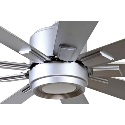 72 ceiling fan with light vintage look shop craftmade kat729 katana brown 72inch 9blade ceiling fan and led light kit free shipping today overstockcom 12986579
