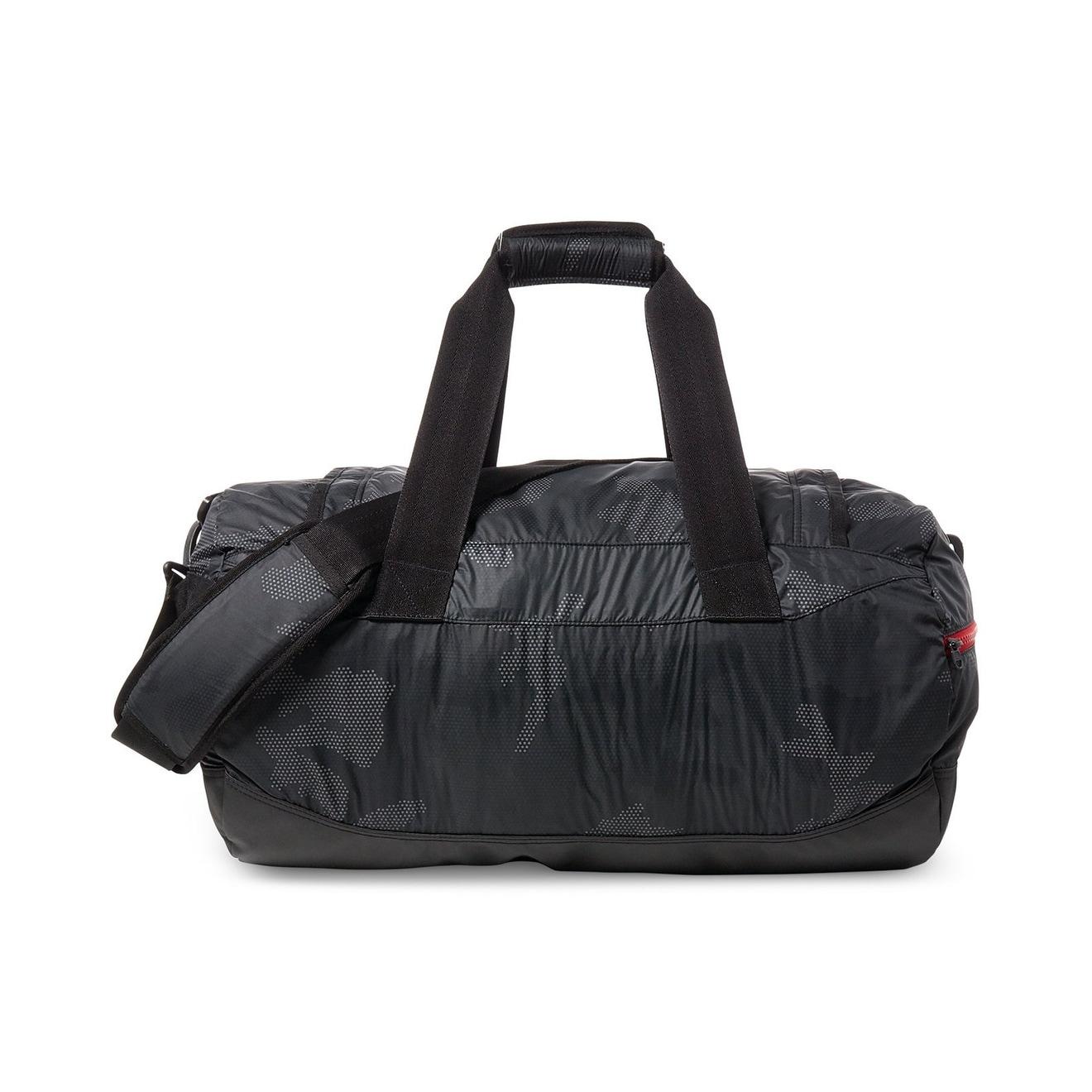 f519e384f2c3 Shop Polo Ralph Lauren NEW Black Men s Nylon Large Double Zip Duffle Bag -  Free Shipping Today - Overstock - 20415414