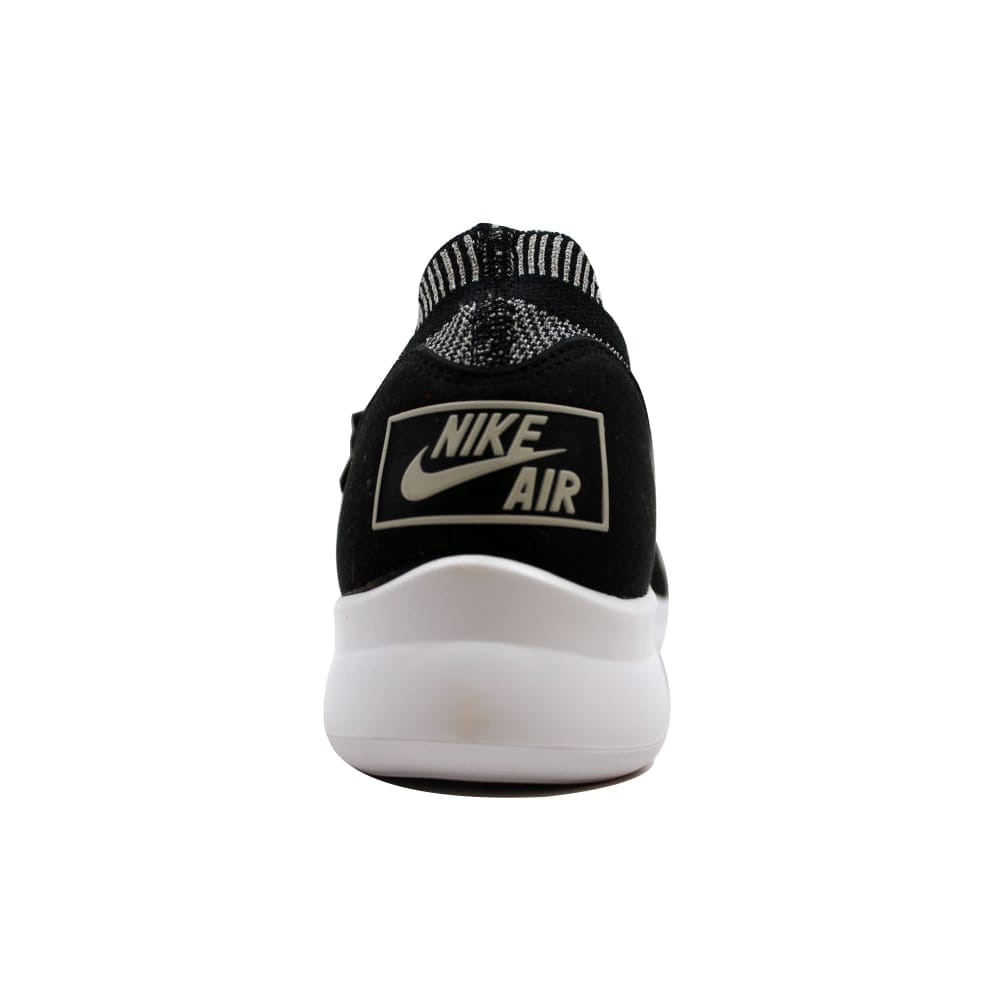 sale retailer ff6b5 a162d Shop Nike Air Sockracer Flyknit Black Pale Grey-Black-White 898022-004 Men s  - Free Shipping On Orders Over  45 - Overstock - 19507286
