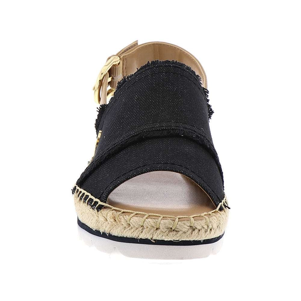 06078c667ef Tommy Hilfiger Womens Grove 2 Fabric Open Toe Casual Platform Sandals