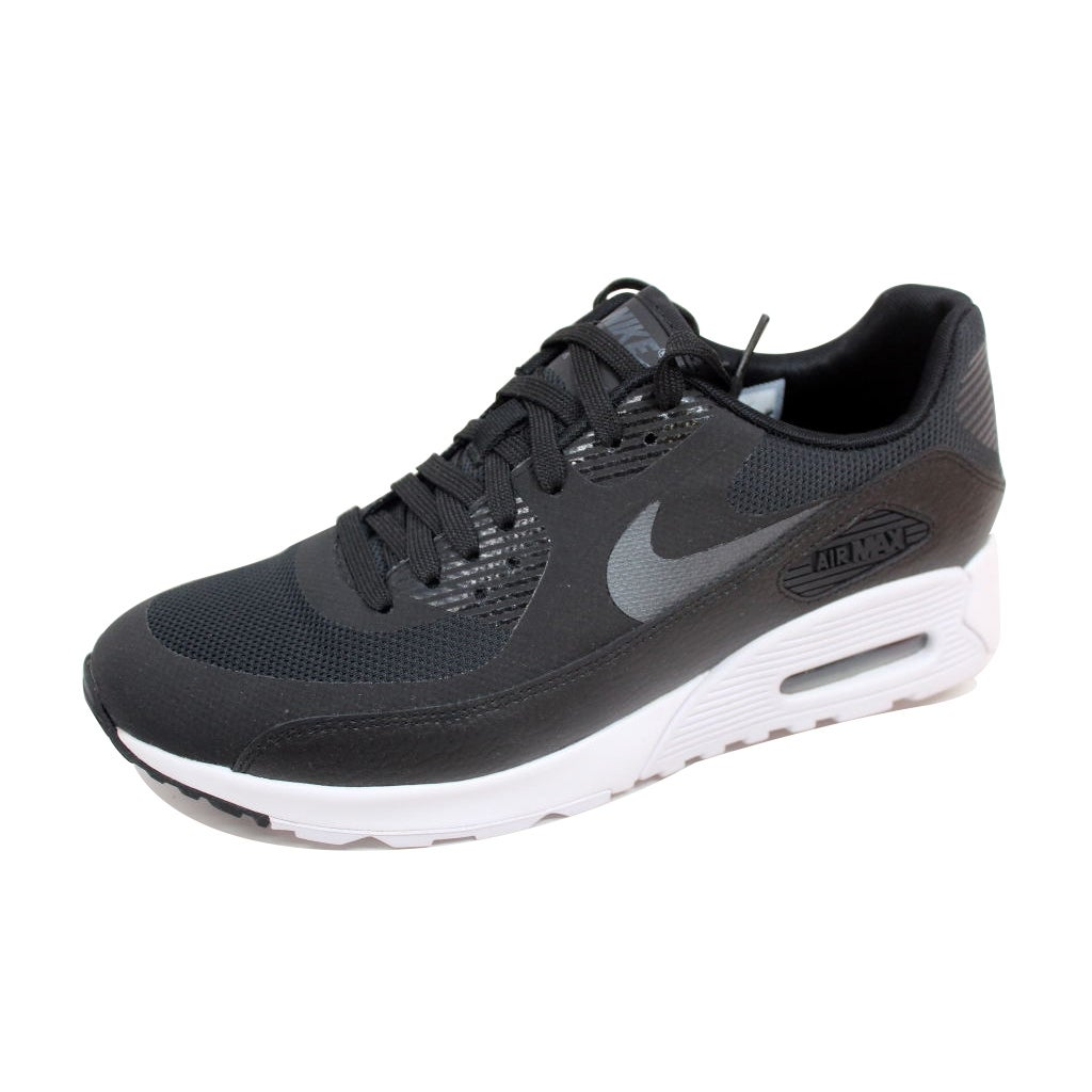 half off eeb25 b380d Shop Nike Men s Air Max 90 Ultra 2.0 Black Metallic Hematite-White 881106-002  Size 9.5 - Free Shipping Today - Overstock.com - 20129697