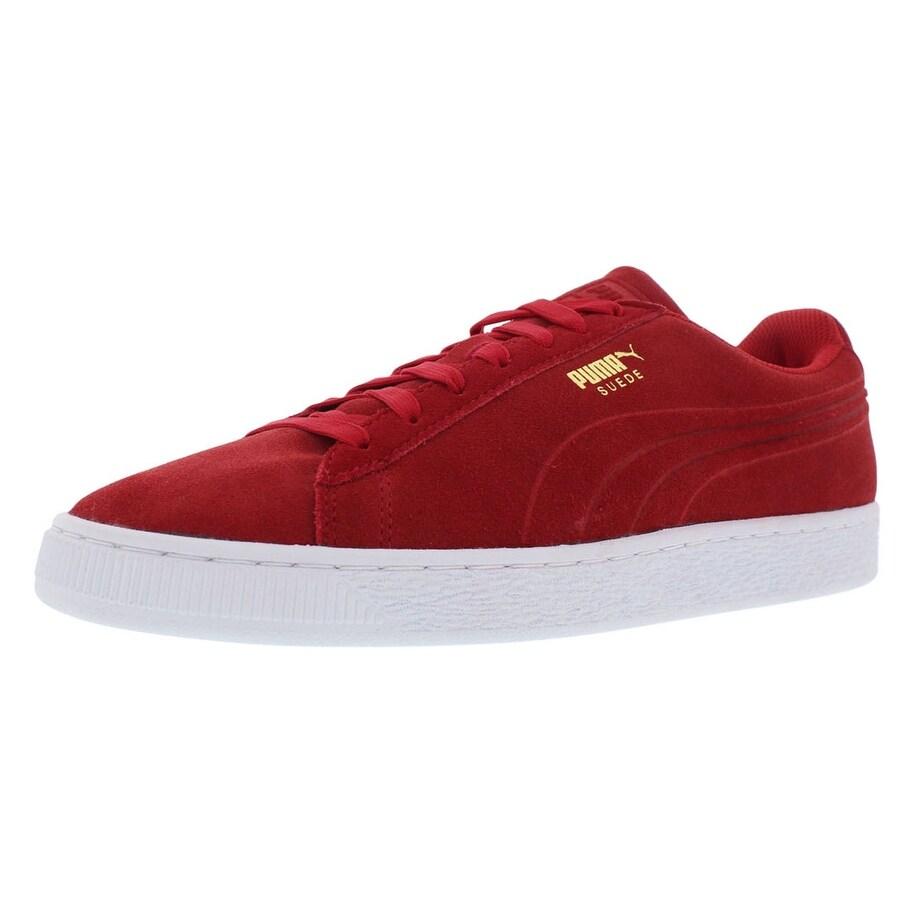 0d4a54bf09d Shop Puma Suede Classic Debossed Q3 Men's Shoes - Free Shipping ...