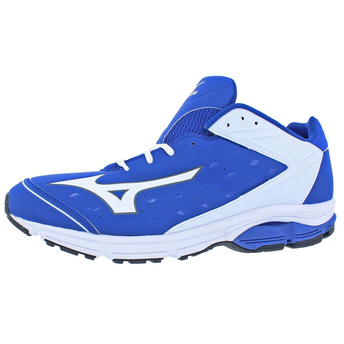 a6c6c407ccd6 Shop Mizuno Mens Wave Swagger 2 Trainer Baseball Shoes Baseball Trainer - 16  medium(d) - Free Shipping Today - Overstock - 22670952