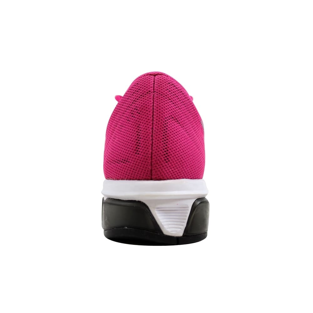 71dc03ce654c Shop Nike Air Max Tailwind 6 Vivid Pink Metallic Silver-Black-White  Grade-School 631660-600 Size 5.5 Medium - Free Shipping Today - Overstock -  22340382