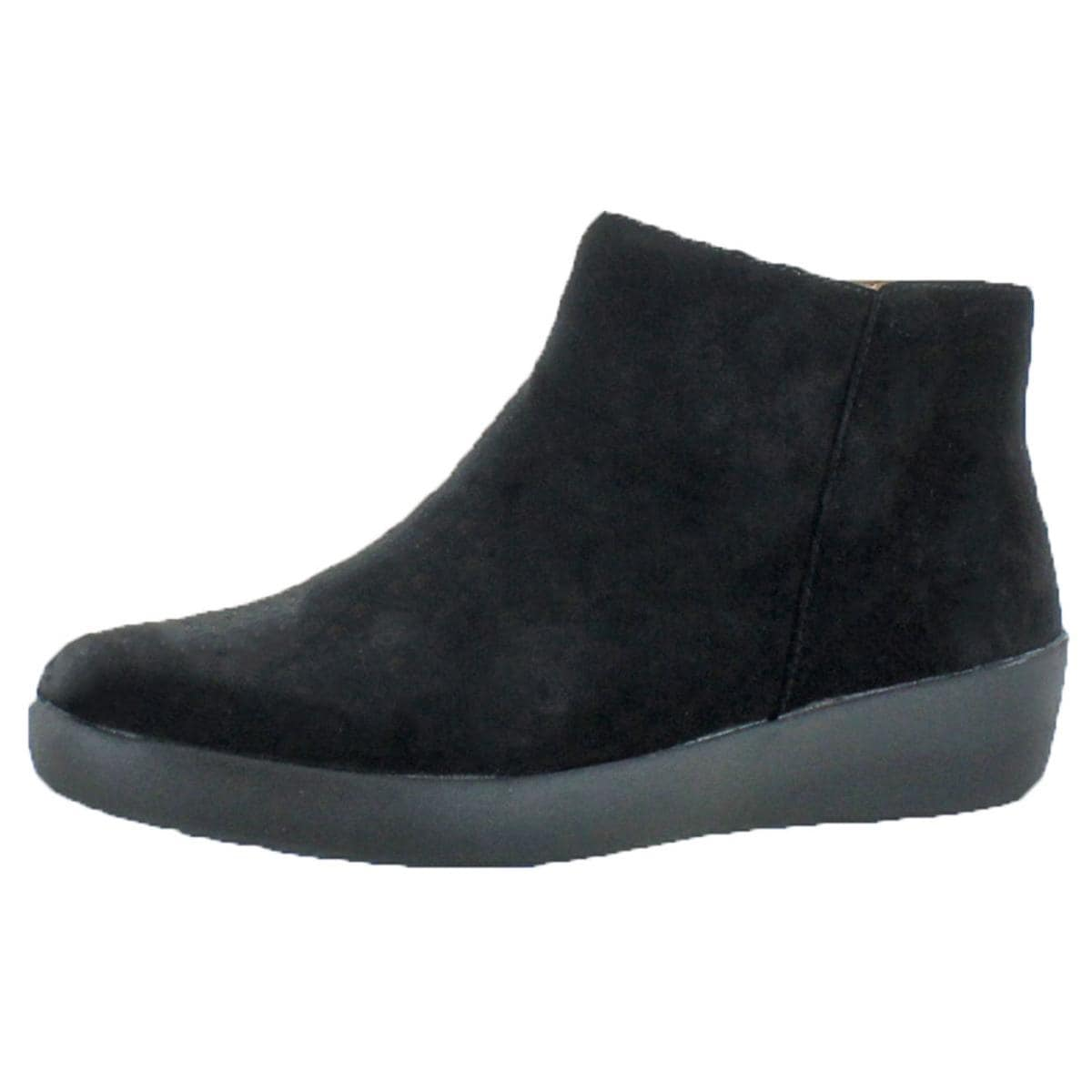 1d800ee73df53b Shop Fitflop Womens Sumi Booties SupercomFF Ankle - Free Shipping Today -  Overstock - 23528355