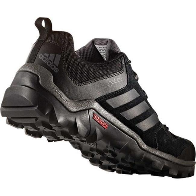 22b310dc14b49 adidas Men's Caprock GORE-TEX Hiking Shoe Granite/Black/Night Metallic