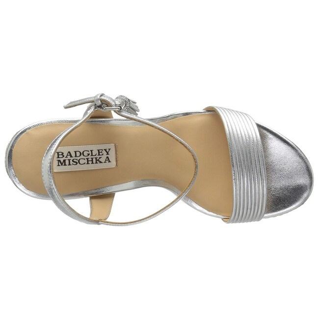 aafbe7566ac Badgley Mischka Women's Trace Espadrille Wedge Sandal - 8.5