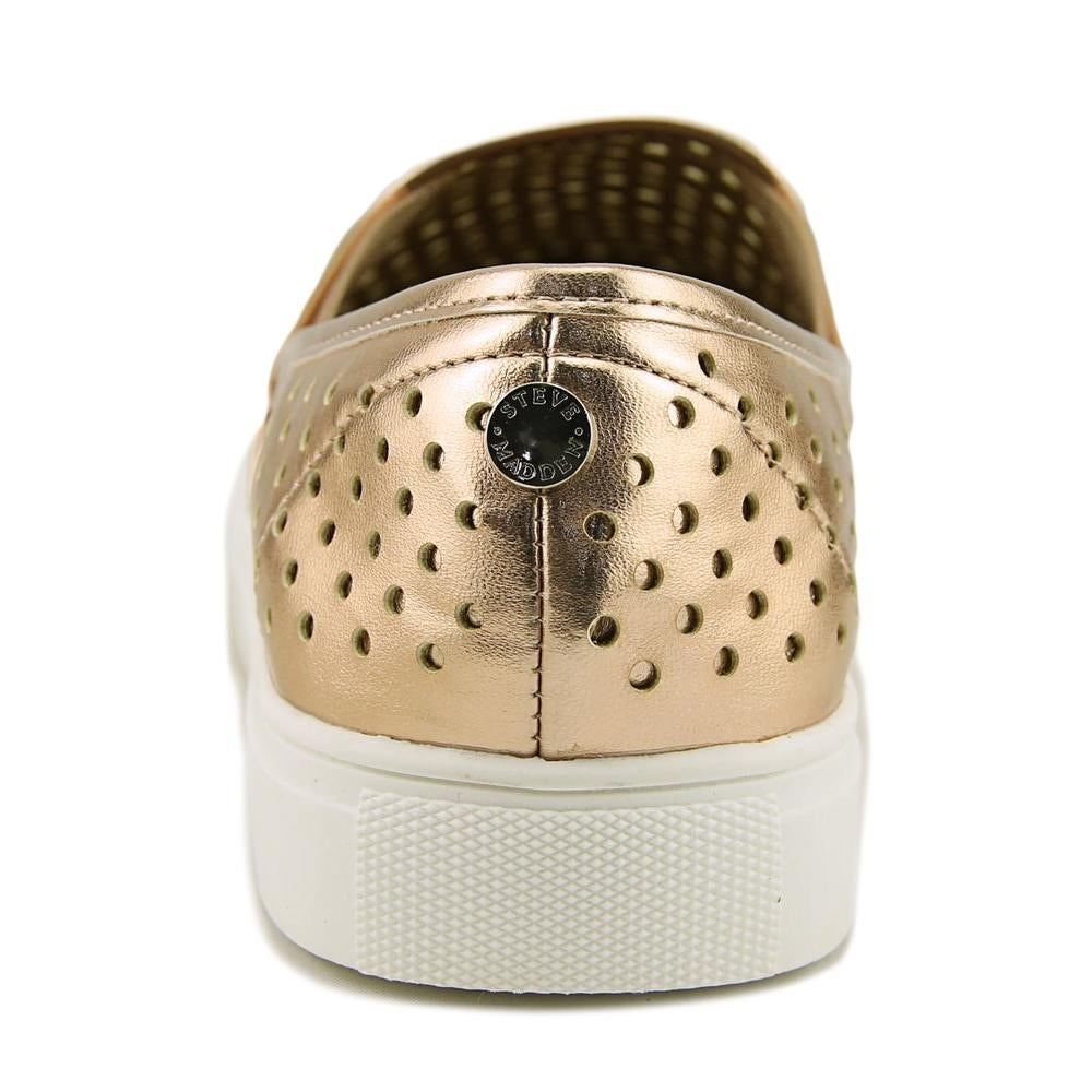 ed8156148f1 Shop Steve Madden Owen Rose Gold Sneakers Shoes - Free Shipping Today -  Overstock - 19628466