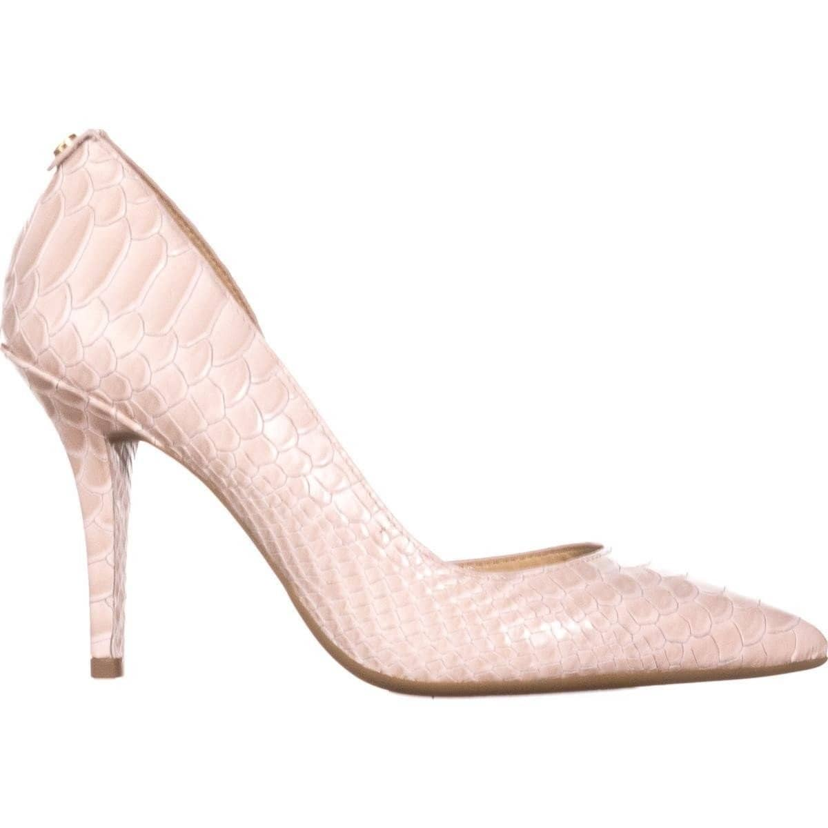 fa90aff4887e Shop MICHAEL Michael Kors Nathalie Flex High D Orsay Pumps Soft Pink ...