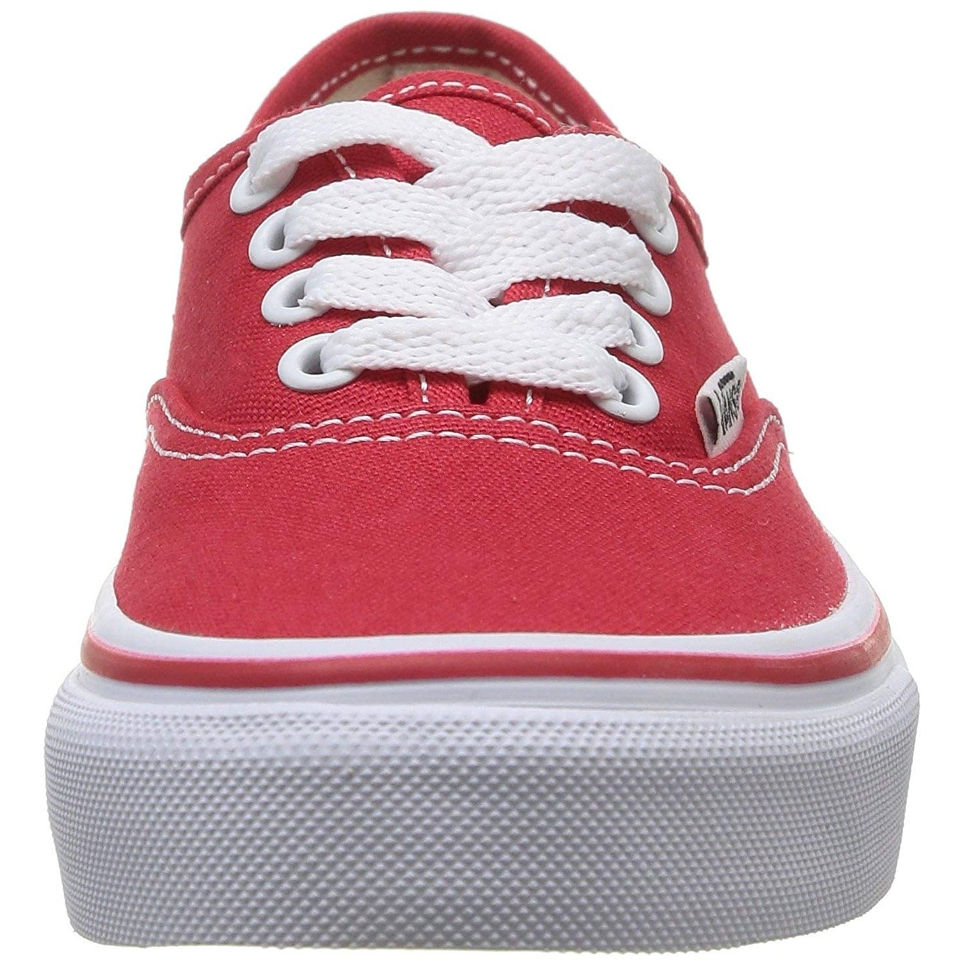 Shop Kids Vans Girls AUTHENTIC Canvas Low Top Lace Up Fashion Sneaker -  Free Shipping On Orders Over  45 - Overstock - 22254056 0705c98932
