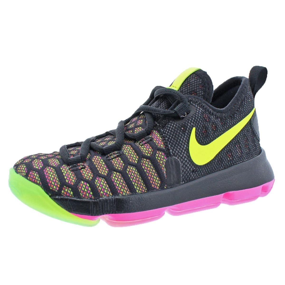 info for e3b47 1f781 Shop Nike Girls KD9 Basketball Shoes Little Kid Lightweight - Free Shipping  On Orders Over  45 - Overstock - 22025341