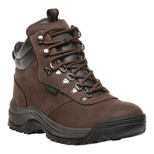 f831e20f1678 Shop Propet Men s Cliff Walker Boot Brown Nubuck - Free Shipping Today -  Overstock.com - 25585841