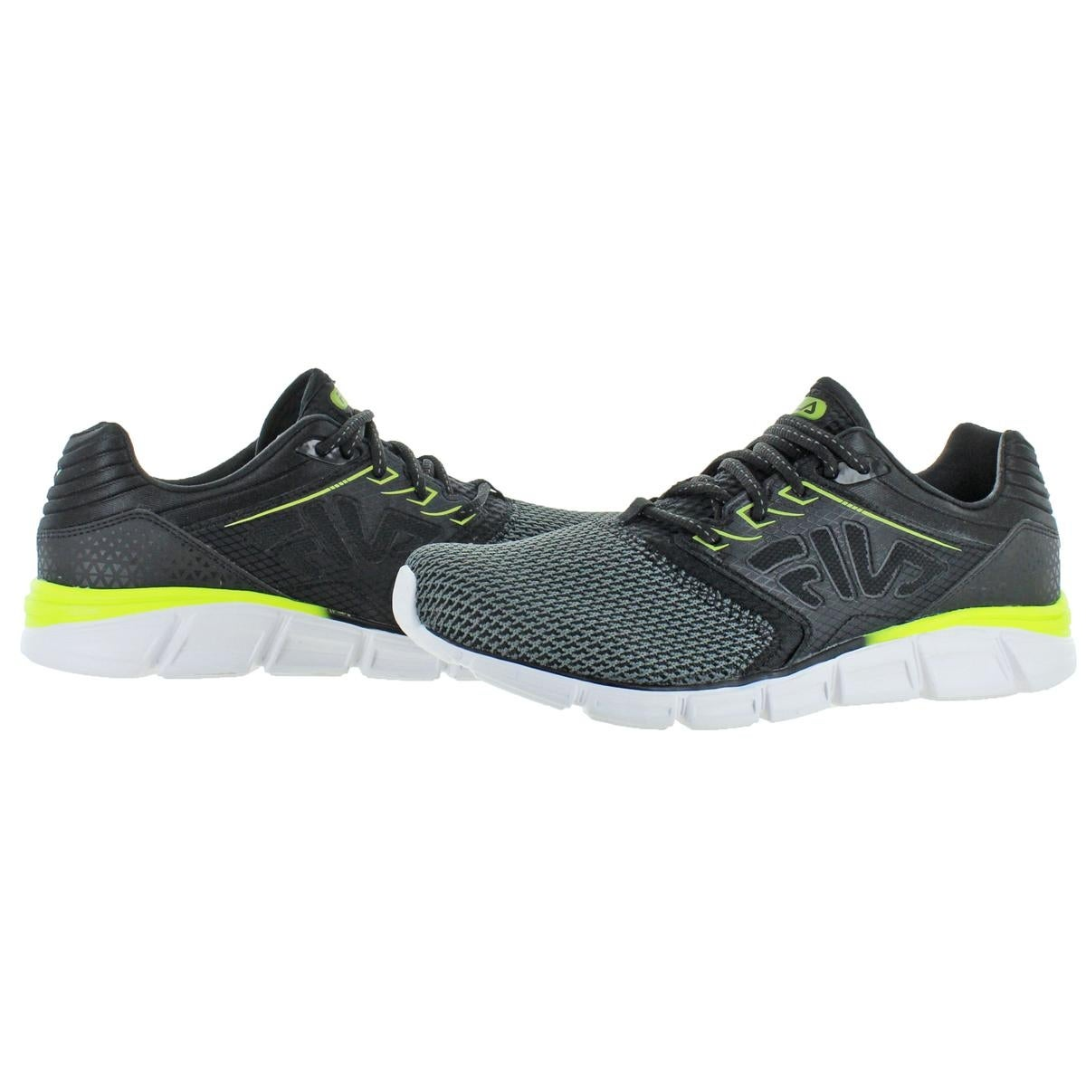 3244a9667c1e Shop Fila Mens Memory Multiswift 2 Running Shoes Cool Max Memory Foam - 9.5  medium (d) - Free Shipping On Orders Over  45 - Overstock - 25614452
