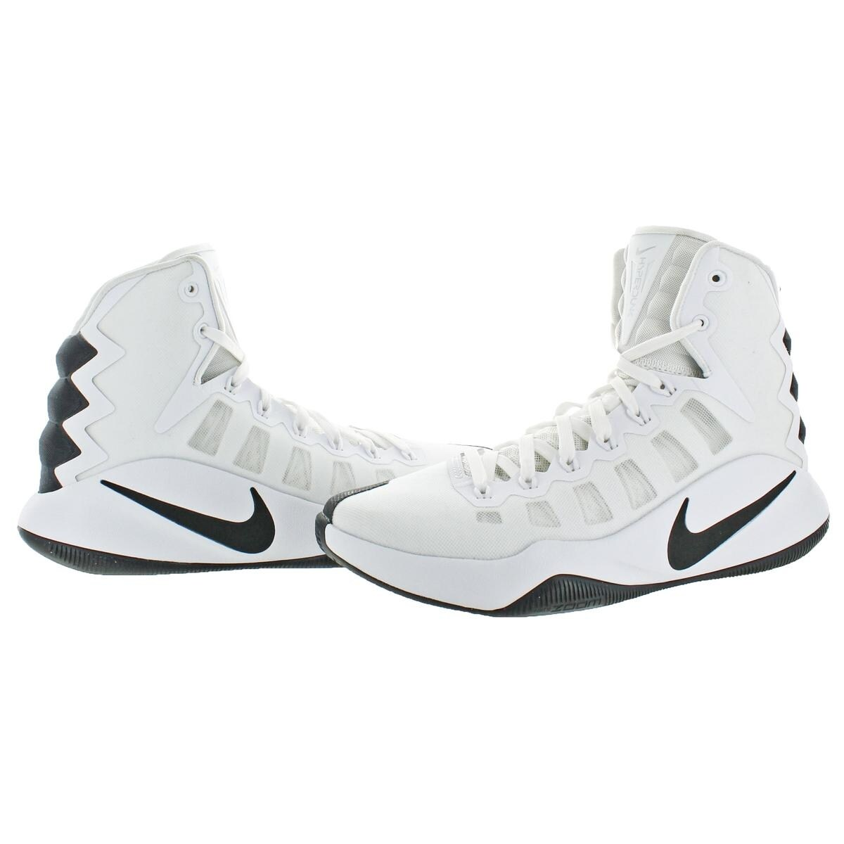 competitive price fb1a6 6d6ef Shop Nike Womens Hyperdunk 2016 TB Basketball Shoes Nike Zoom Mid Top -  Free Shipping On Orders Over  45 - Overstock - 21803225