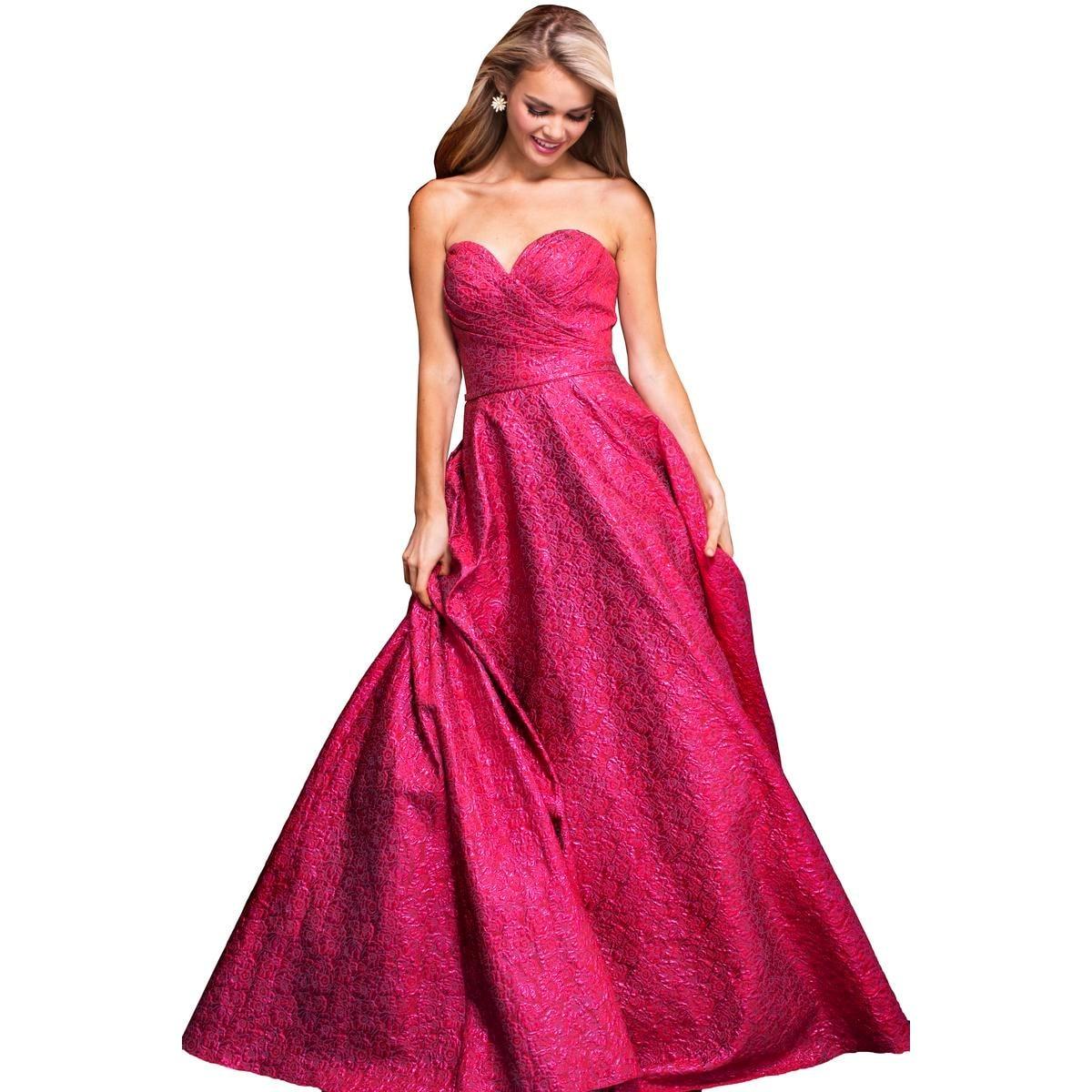 904c6905afb Jovani Red Evening Dresses - Data Dynamic AG