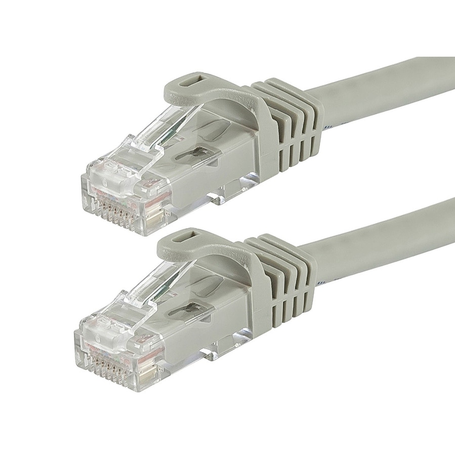 Flexboot Cat5e Ethernet Patch Cable RJ45 Stranded 350Mhz Wire 24AWG ...