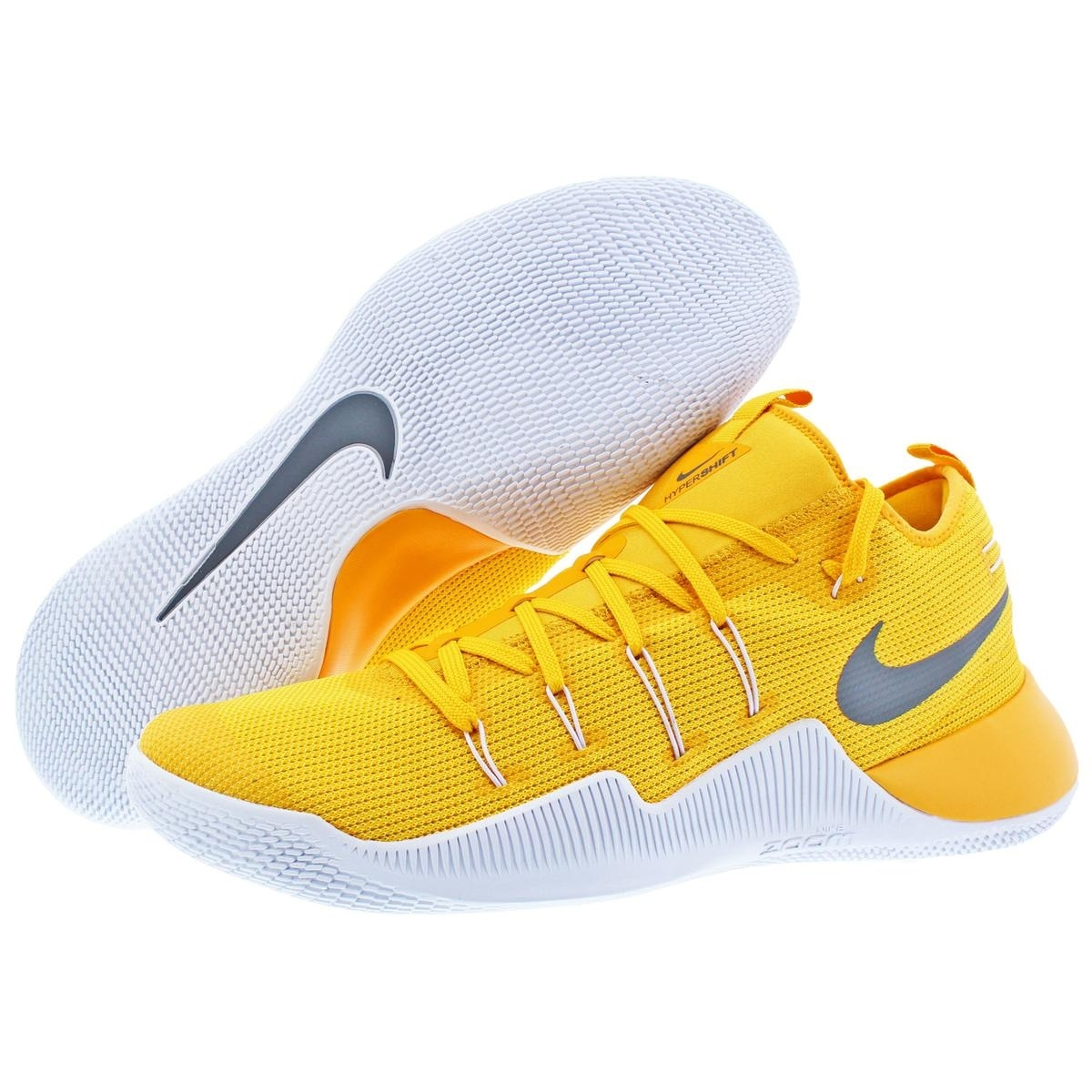 5094252e78a6 Shop Nike Mens Hypershift TB PROMO Basketball Shoes Mid Top Nike Zoom -  Free Shipping On Orders Over  45 - Overstock - 21942603