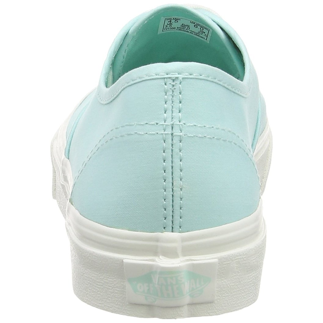 ee452740c8cf Shop Vans Womens Authentic Slim Canvas Low Top Lace Up Fashion Sneaker -  Free Shipping On Orders Over  45 - Overstock.com - 17167391