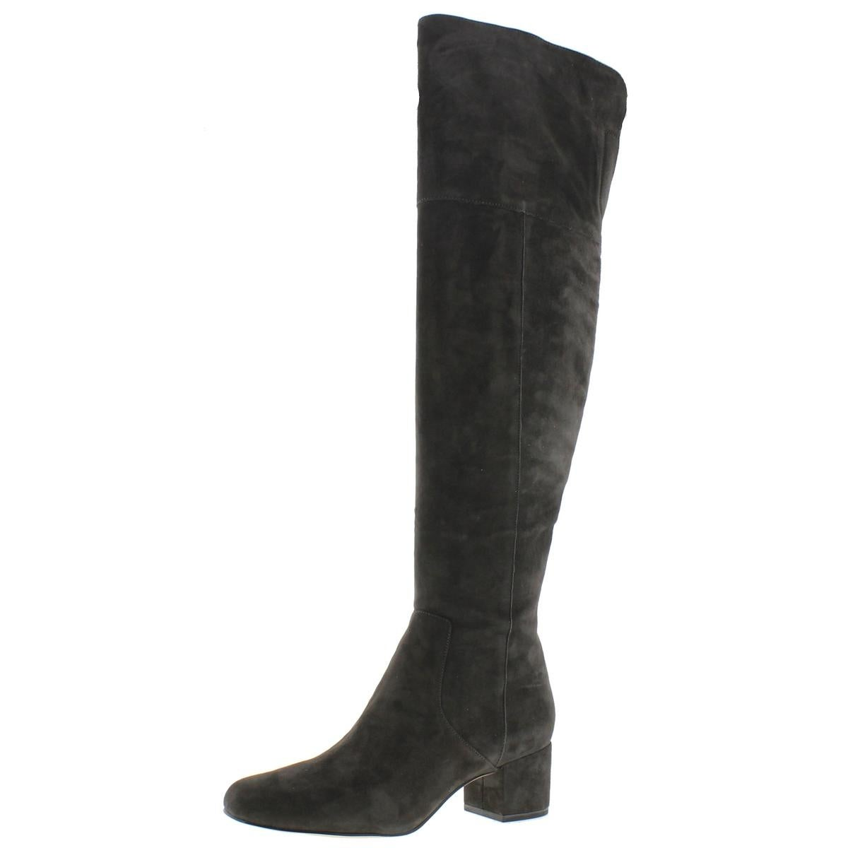 aa095c98628d21 Shop Sam Edelman Womens Elina Over-The-Knee Boots - Free Shipping Today -  Overstock - 15455508