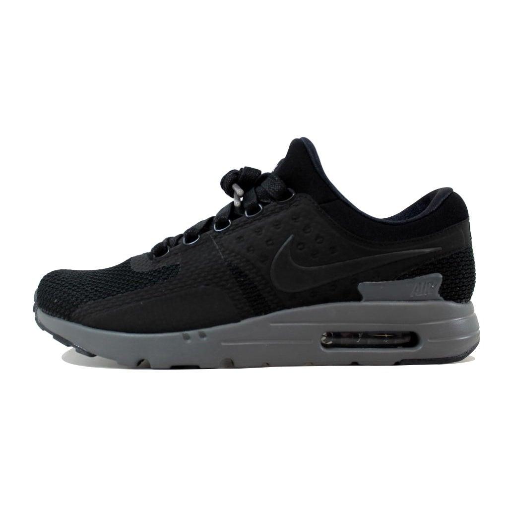 uk availability 6938f 7416f Nike Men s Air Max Zero QS Black Black-Dark Grey 789695-001