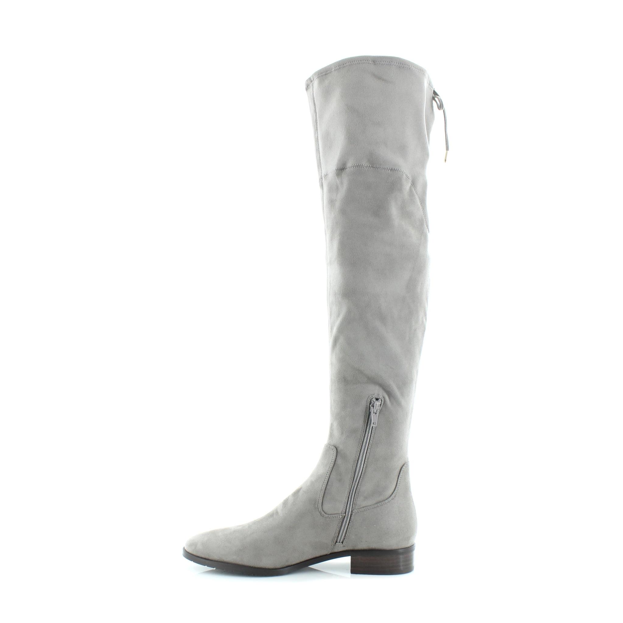 Ivanka Trump Larell Women s Boots Dark Grey Free Shipping Today