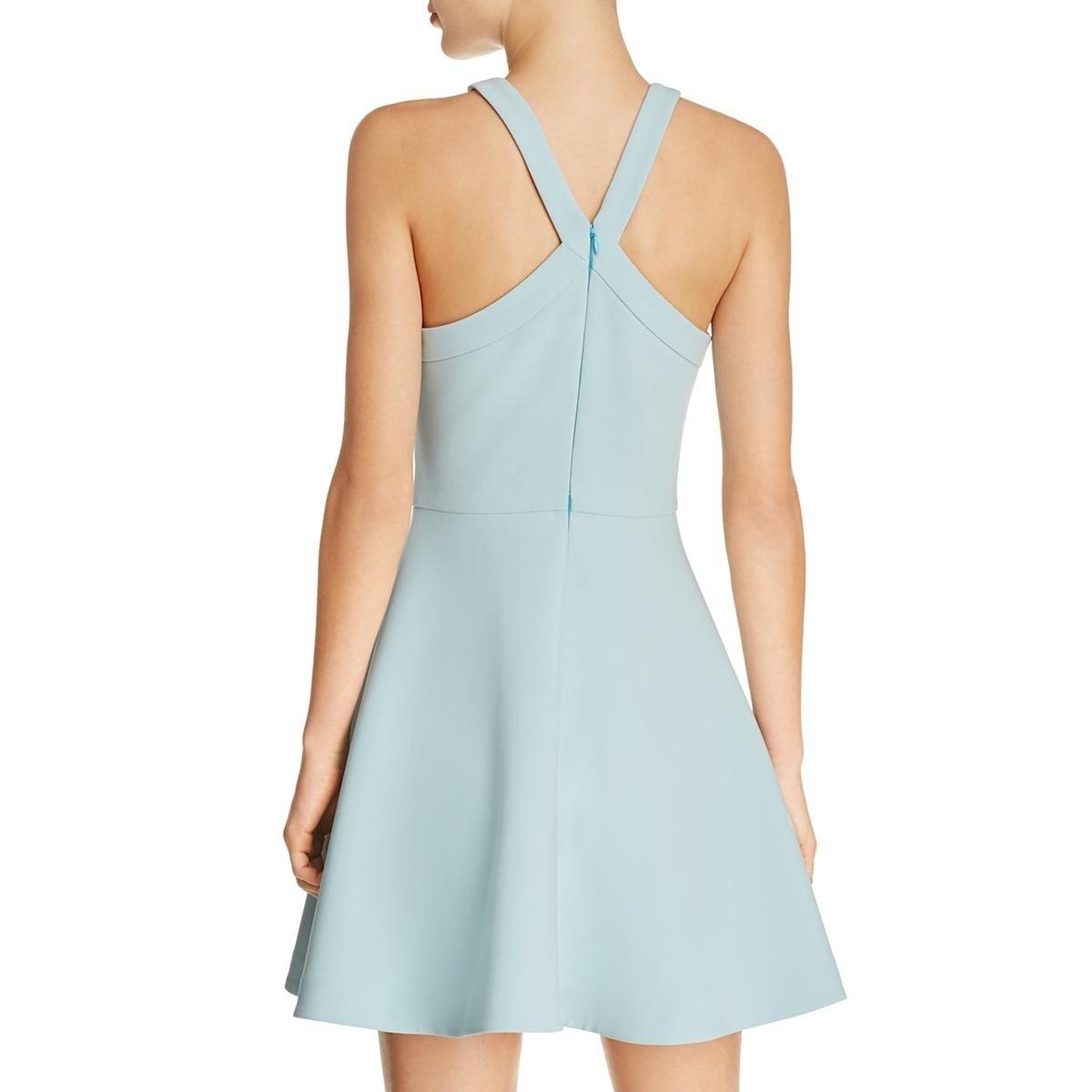 Likely Womens Ashland Party Dress Halter Mini - Free Shipping On ...