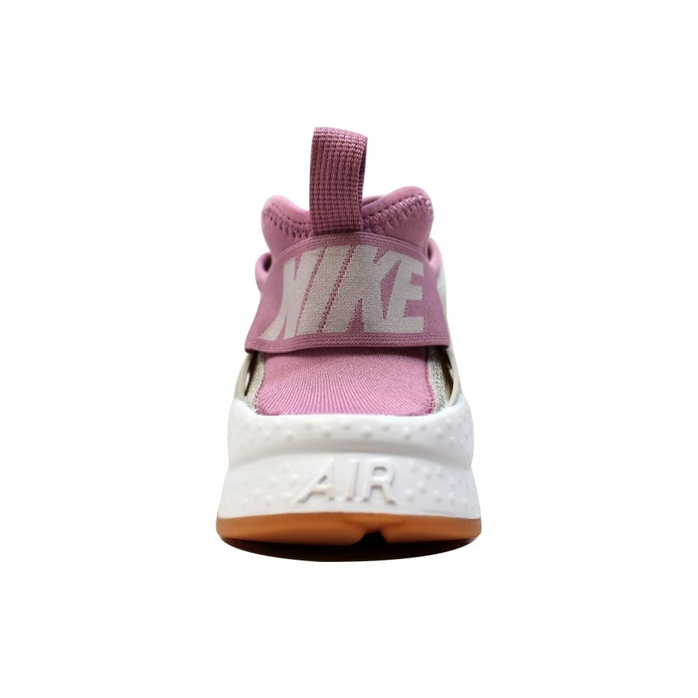 2f5cb624f15f Shop Nike Air Huarache Run Ultra Light Bone Orchid-Gum Yellow 819151-009  Women s - Free Shipping Today - Overstock - 20139274