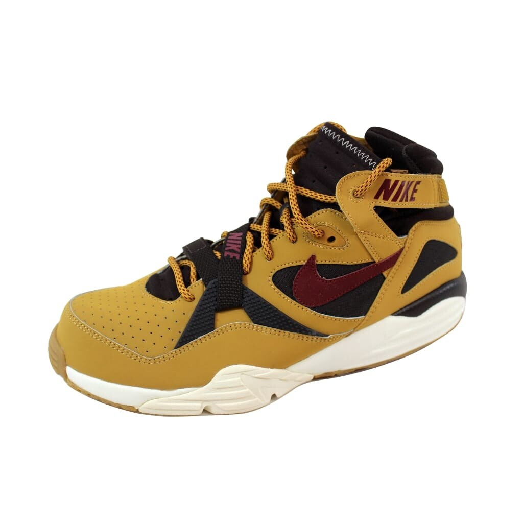 wholesale dealer 678bc 921b7 Shop Nike Mens Air Trainer Max 91 HaystackTeam Red-Velvet Brown  309748-700 - Free Shipping Today - Overstock - 20139670