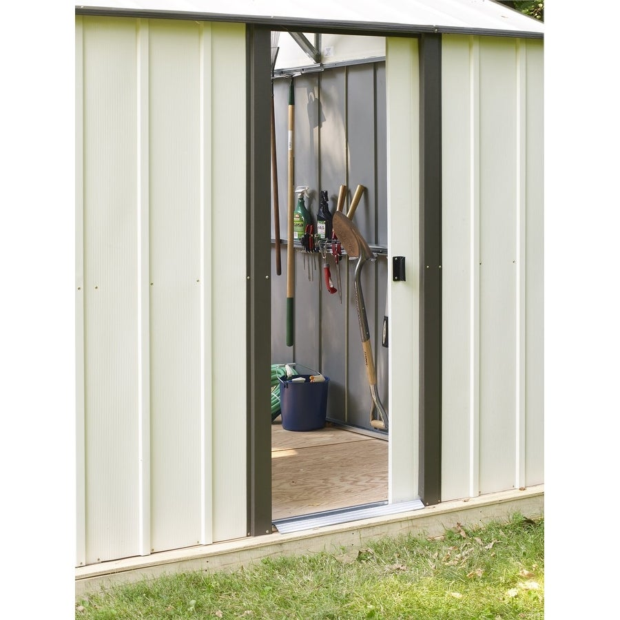 sheds for french steel into swing revit garage maste closet glass full internal of lowes patio bedroom doors size insert front window door entrance double outside and entry downton with shed sw country unique