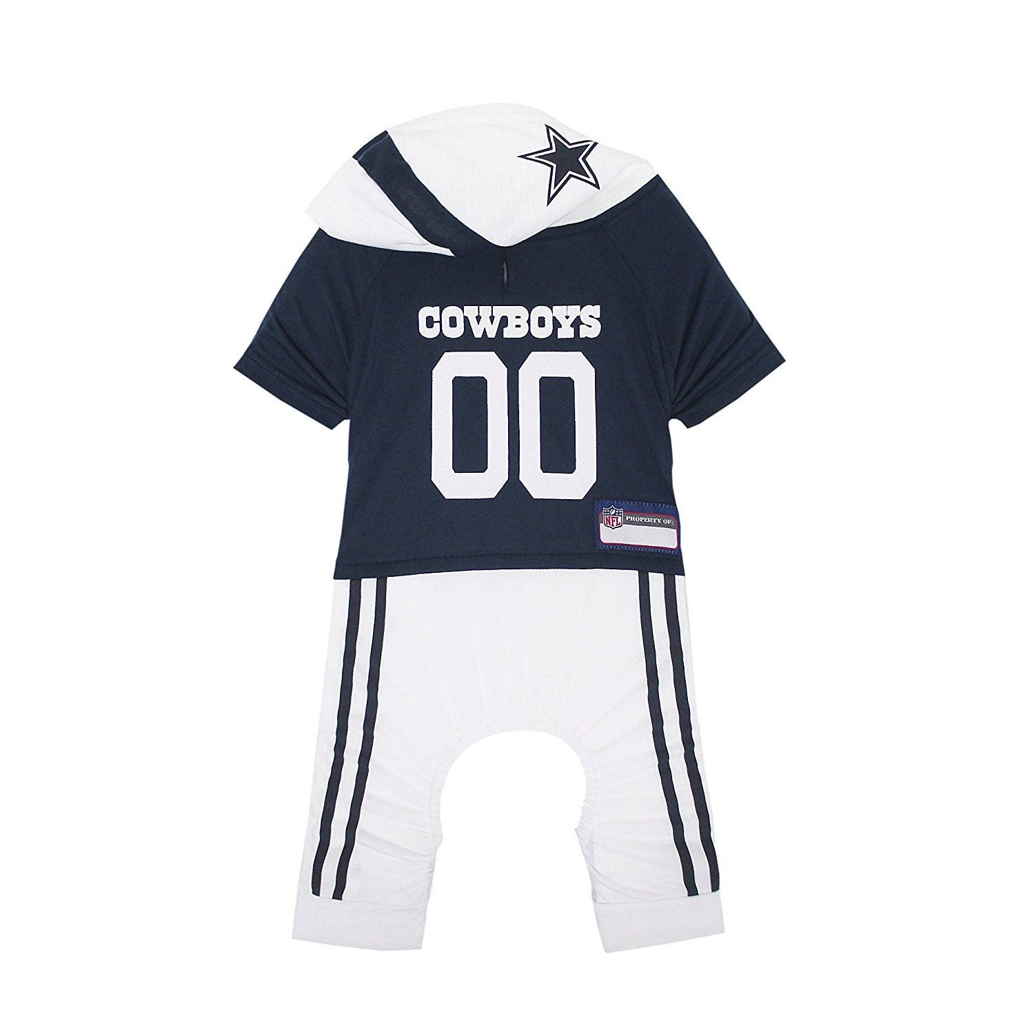 Shop Pets First NFL Pajama Outfit for DOGS   CATS - Licensed ... 46b1016f3