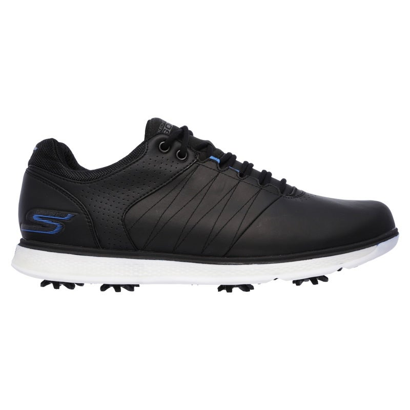 cce453c73034 Shop Skechers Men s GO GOLF PRO 2 Black Blue Golf Shoes 54509 BKBL ...