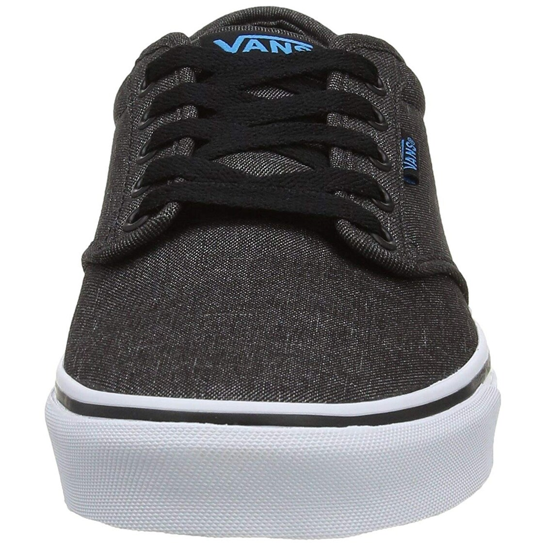 e8d862805f Shop Vans Mens Atwood Textile Shoes Black Hawaiian Ocean Size 8 - Free  Shipping Today - Overstock - 25367404