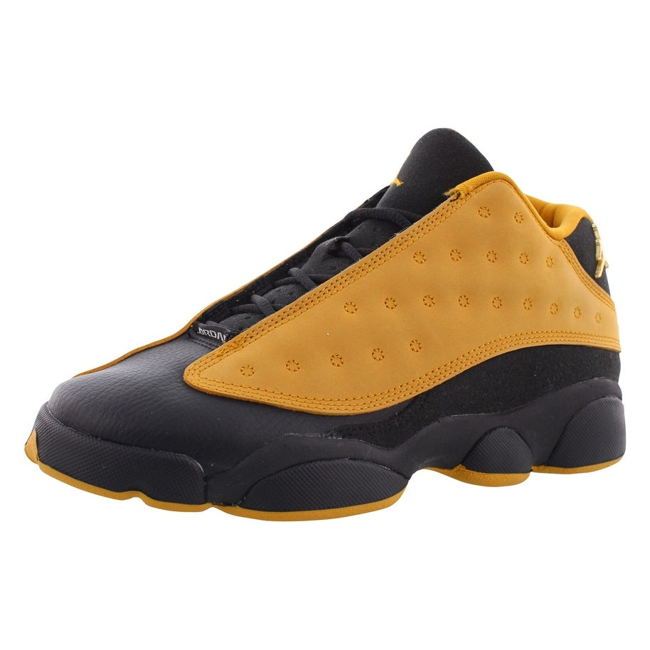 sale retailer f5776 c41b5 Jordan Air Jordan XIII (13) Retro Low (Chutney) Basketball Boy s Shoes Size  - 4 M US Big Kid