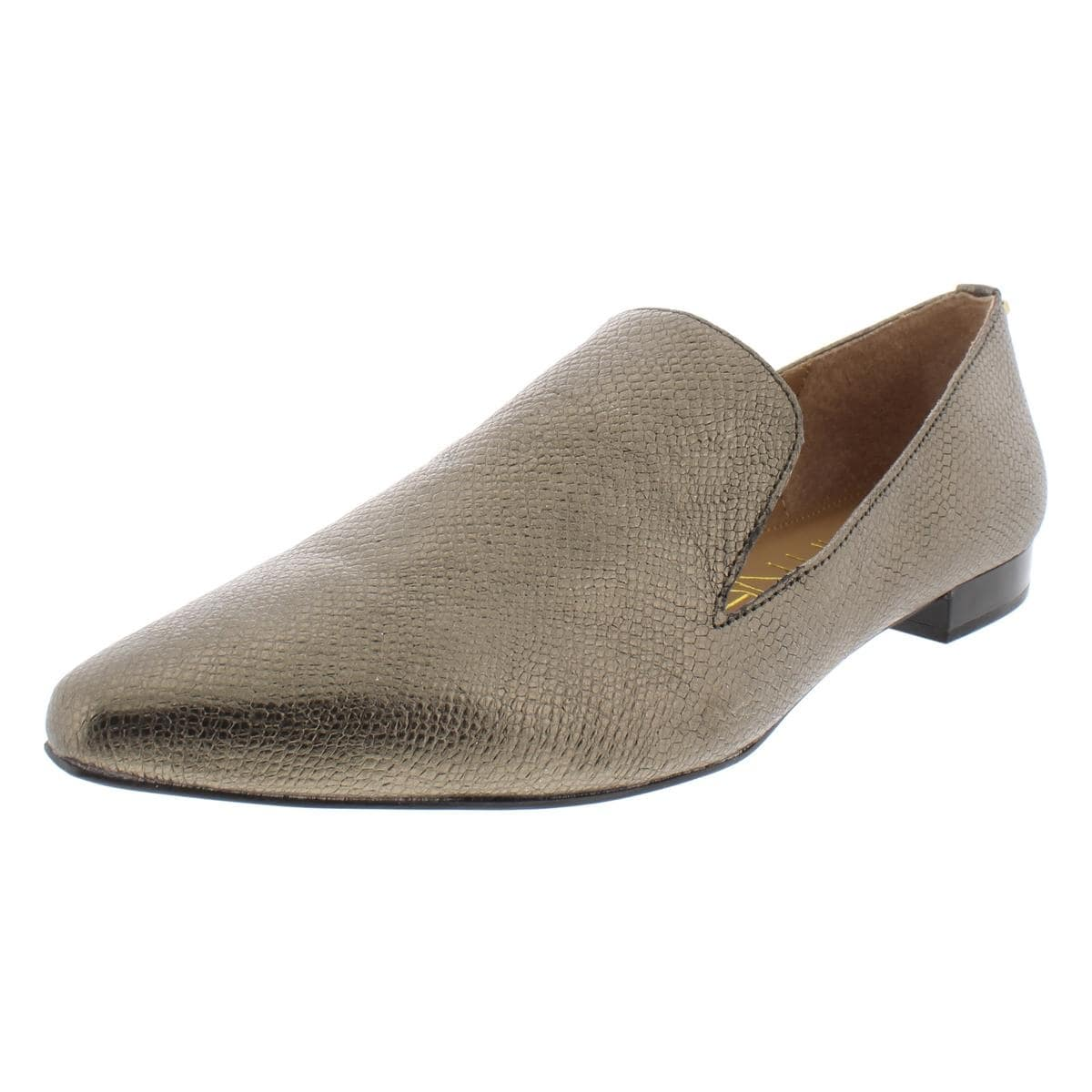 14757d9100b Shop Calvin Klein Womens Elin Smoking Loafers - Free Shipping On ...