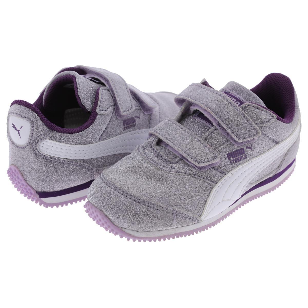 Shop Puma Steeple Glitz Casual Shoes Glitter Toddler Girls - 7 medium (b 4e2ee42e9