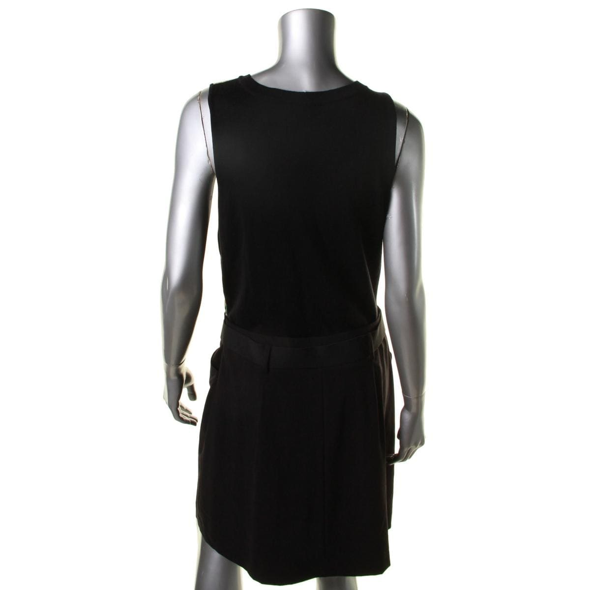 1a529b572a8e4 Shop Tahari ASL Womens Petites Sweaterdress Colorblock Mixed Media - 12P - Free  Shipping Today - Overstock - 18909087