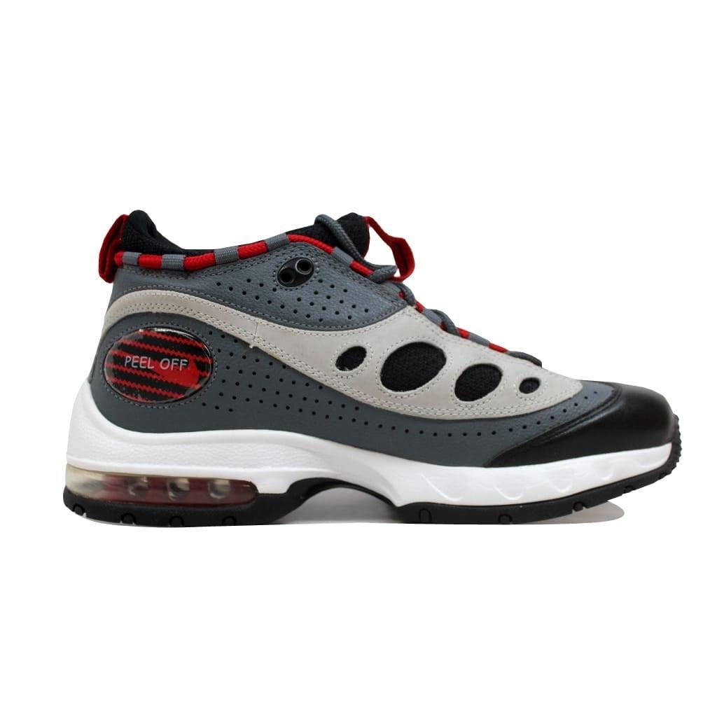 Nike Men's Air Sunder Max 06 Flint Grey/Varsity Red-Neutral Grey 314335-061
