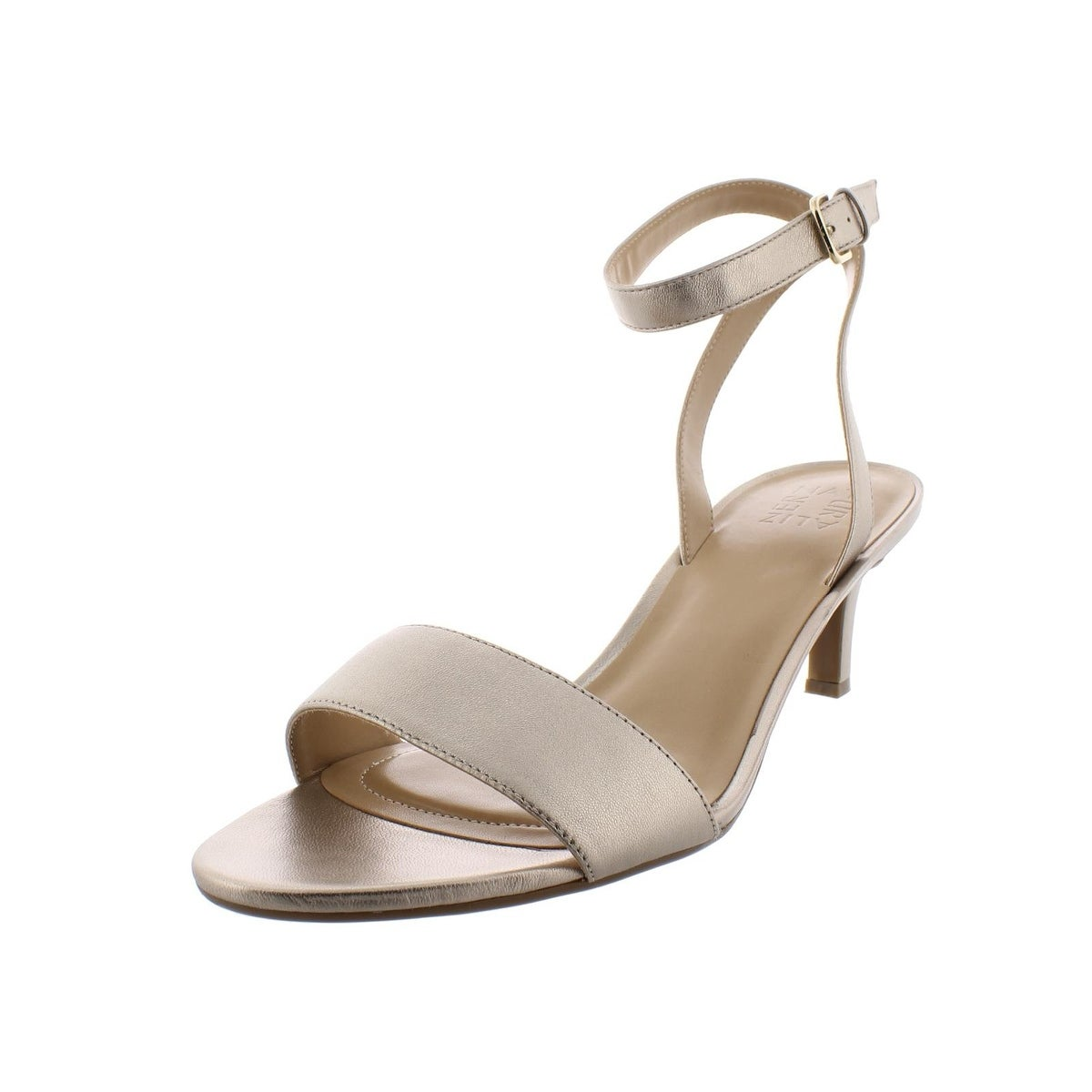d0b8672adf1 Shop Naturalizer Womens Tinda Dress Sandals Mid Heels - Free ...