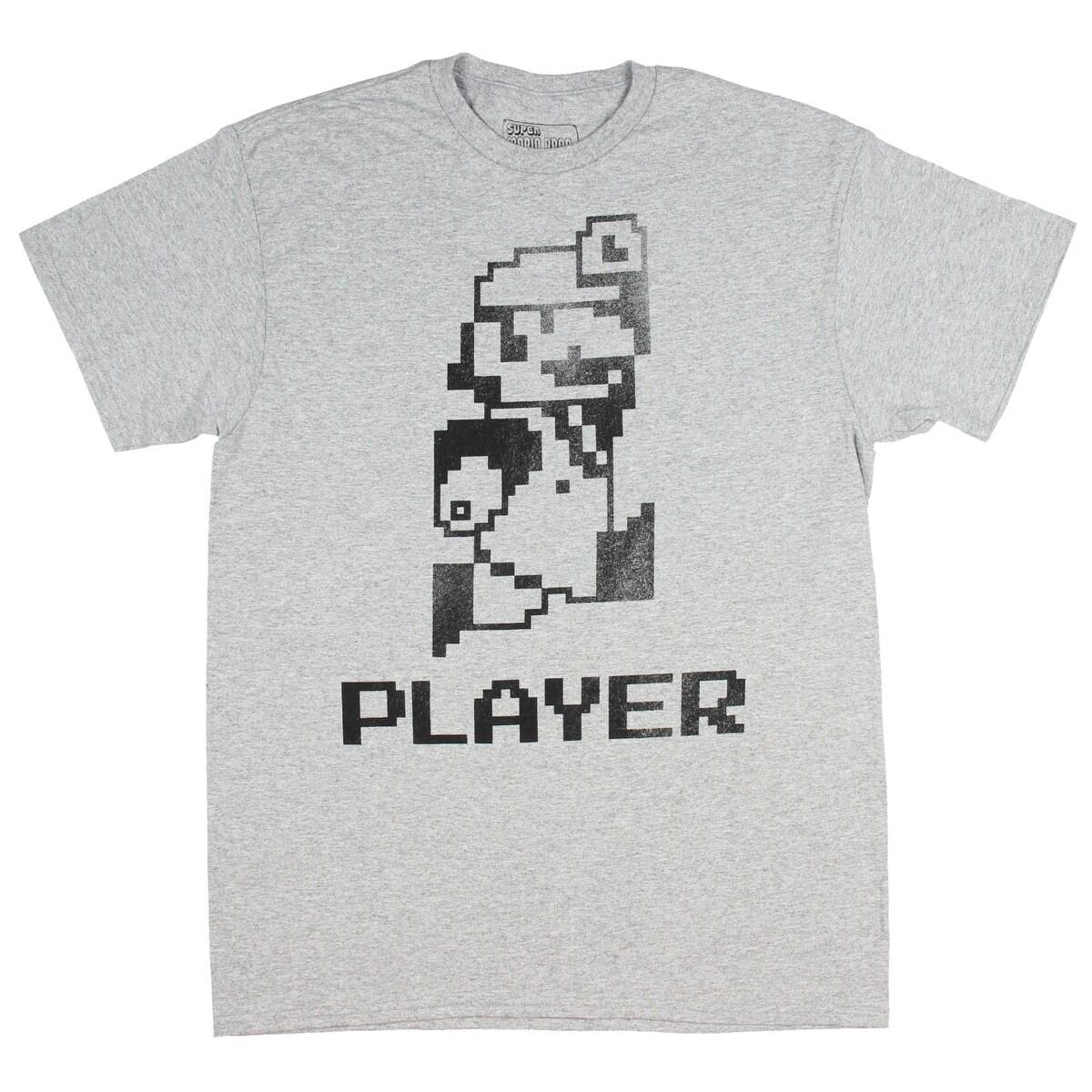 db9c3a58ad9712 Nintendo Super Mario T Shirts