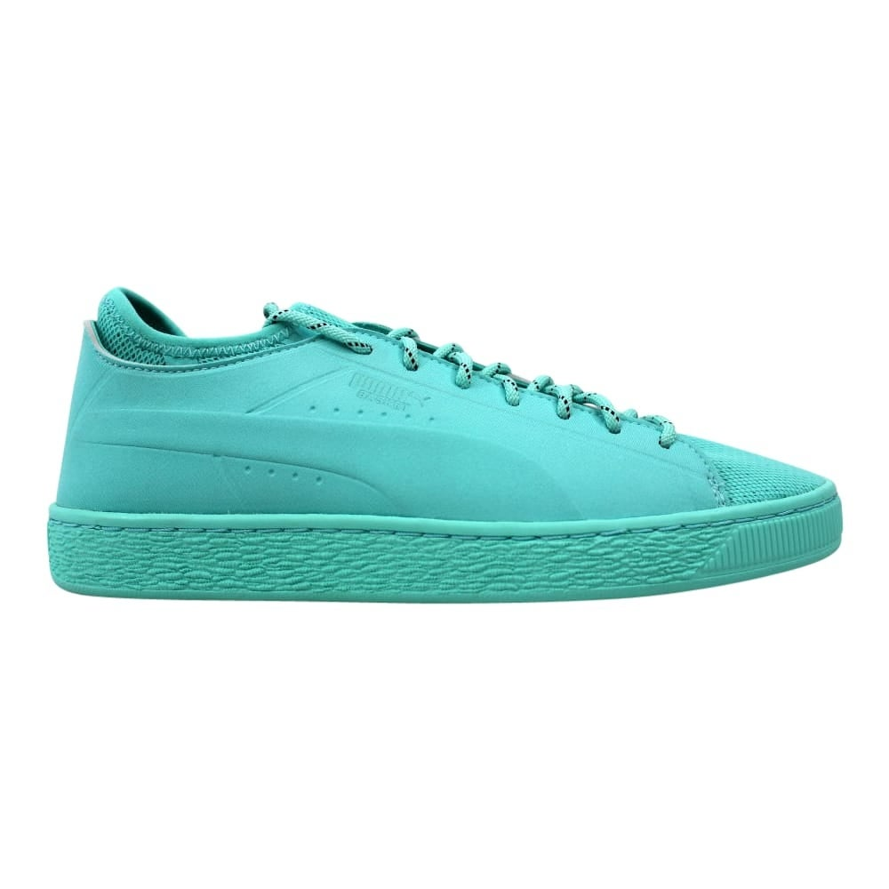 low priced b2083 c2da4 Puma Basket Sock Lo Diamond Diamond Blue 366431 01 Men's
