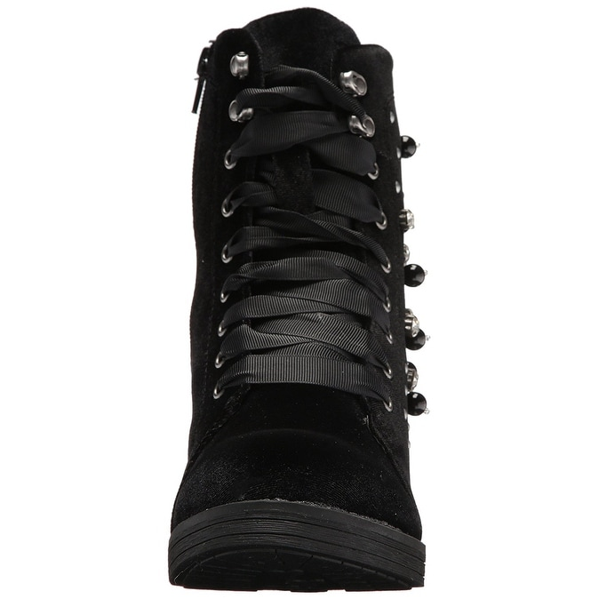 a30c6742523 Madden Girl Womens Veera Closed Toe Ankle Combat Boots