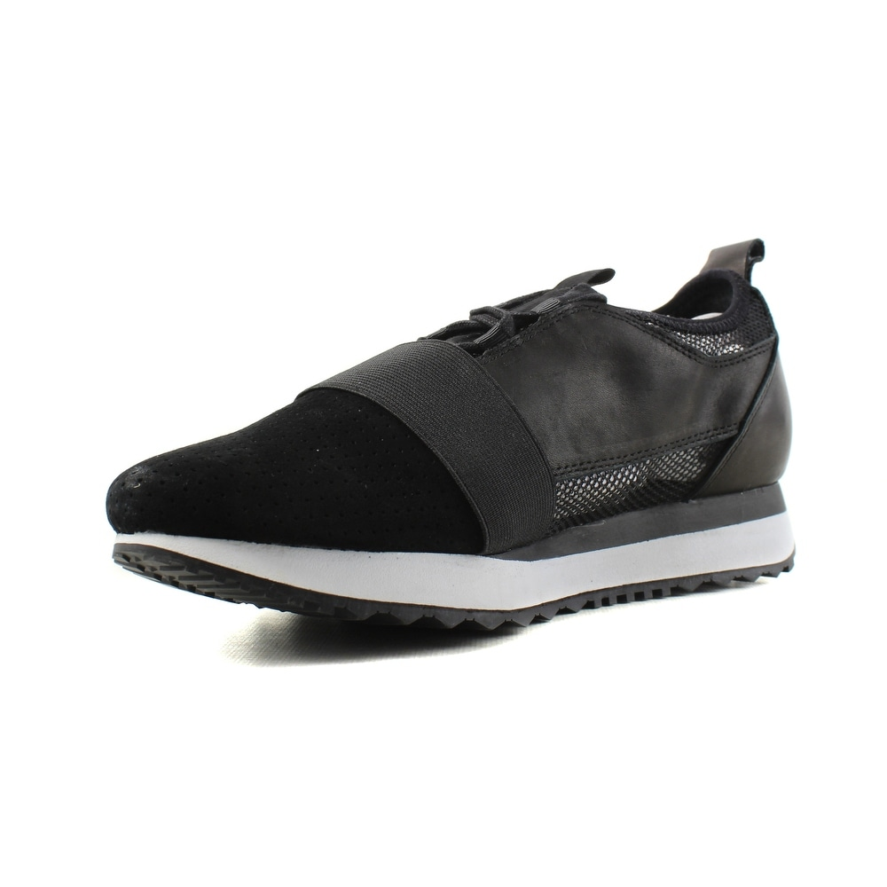 2ad1cde3930 Shop Steve Madden Womens Altitude Black Walking Shoes Size 7.5 - Free  Shipping Today - Overstock - 23103089