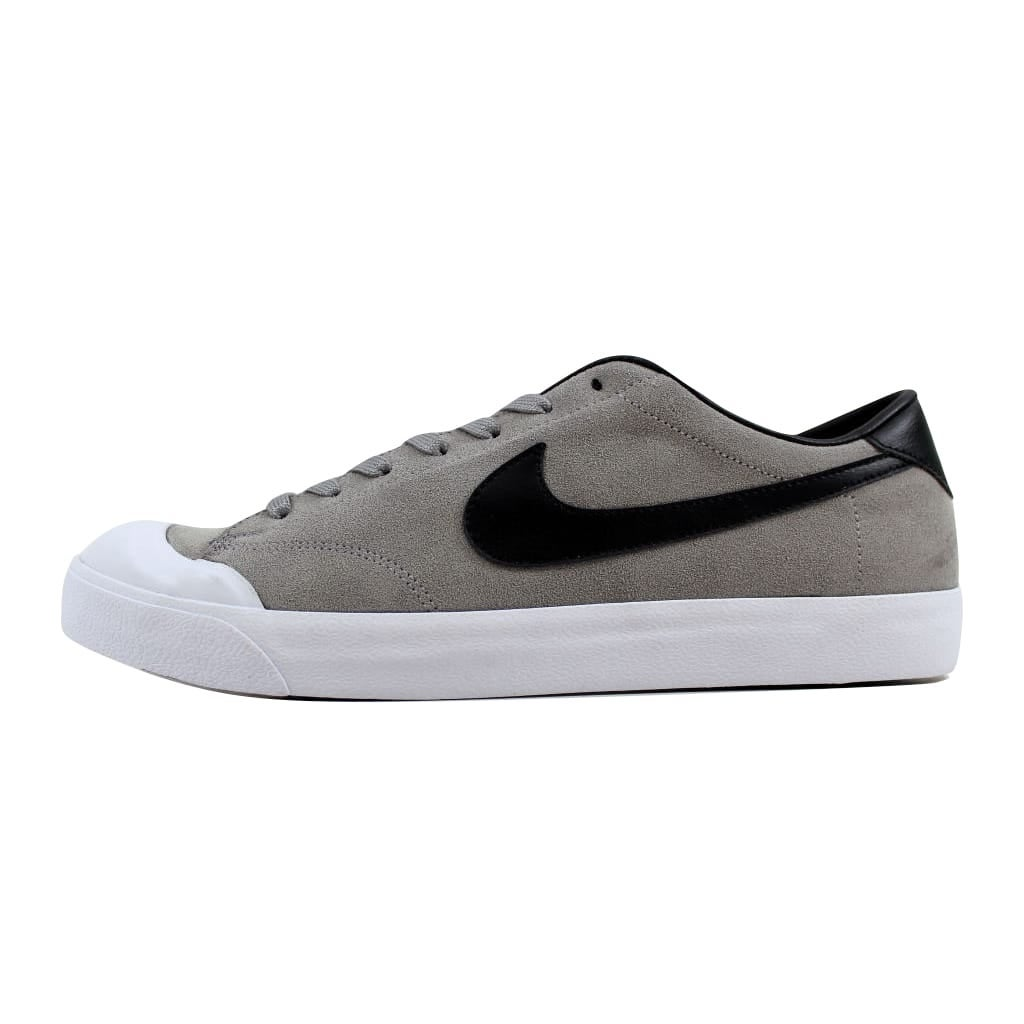 promo code 916b4 8227a Shop Nike Zoom All Court CK Dust Black-White 806306-002 Men s - Free  Shipping Today - Overstock - 21892863