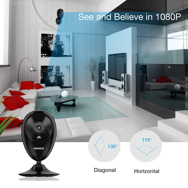 Annke Nova S 1080P Smart Wi-Fi Home IP Security Camera