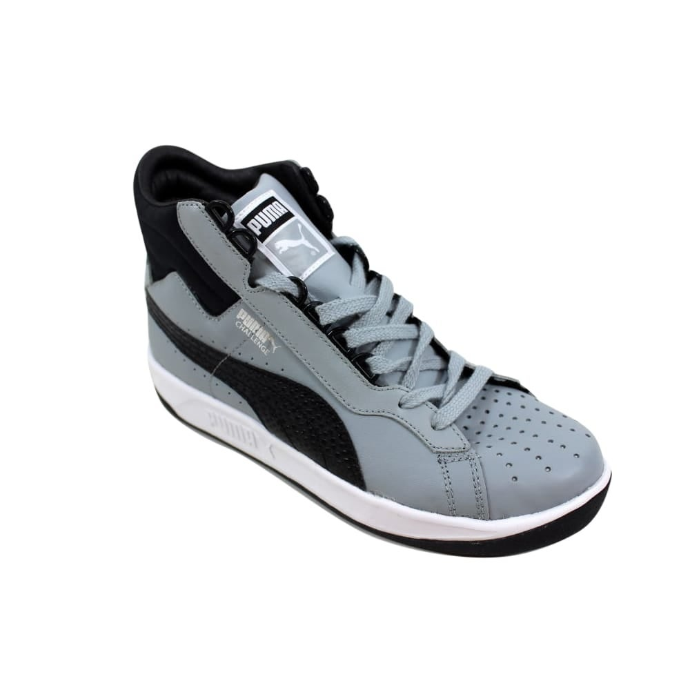 b2a1fb684253 Shop Puma Men s Challenge Mid Quarry Black 358013 02 Size 7 - Free Shipping  Today - Overstock.com - 24306571
